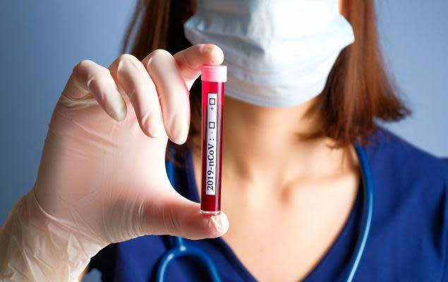 News post image: Pfizer, Regeneron Give Update on Coronavirus Drug Development
