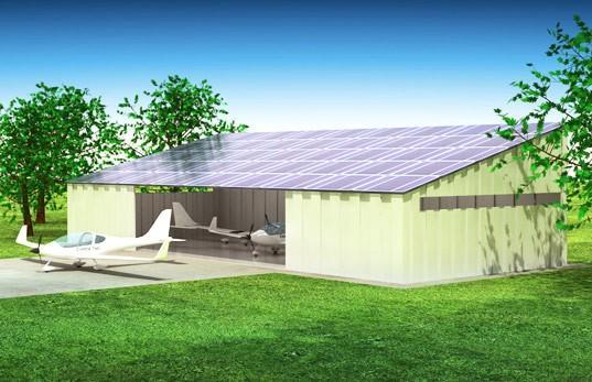 Inhabitat's Week in Green: electric cars, solar planes, and really sweet lights