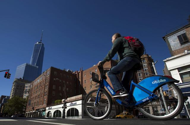 Uber may try to buy Citi Bike parent company Motivate