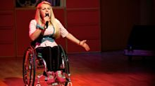 Actress Ali Stroker on why disability representation is so important: 'I was constantly looking for people who looked like me'
