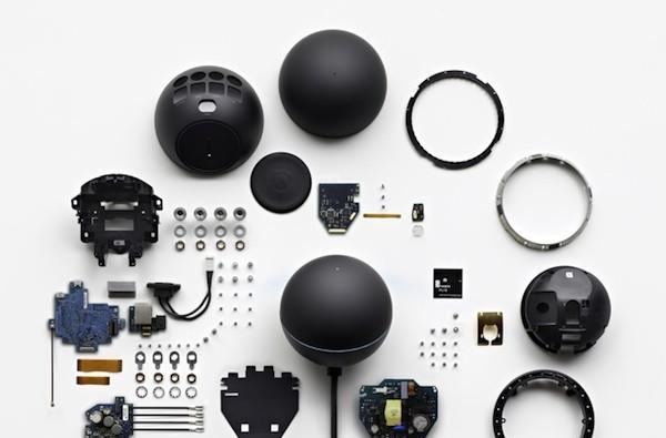 See Google's Nexus Q dissected piece-by-piece courtesy of Wired