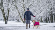 Atlantic jet stream could bring snow to London this week, says Met Office