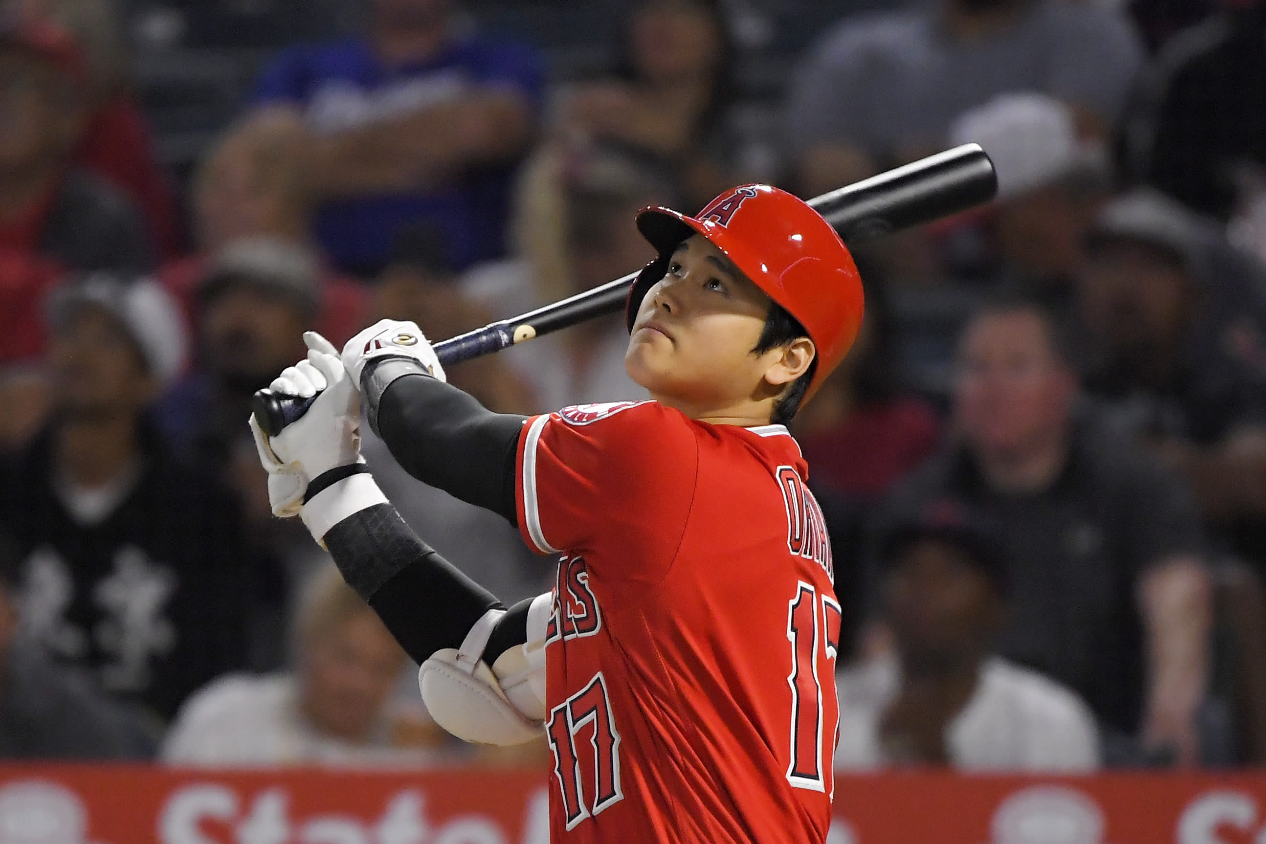 Knee surgery to end season for Angels' Ohtani
