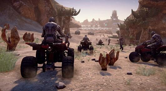 SOE working on two additional PlanetSide 2 continents