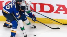 Canucks at Blues Game Two Preview