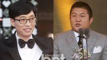 劉在石曹世鎬演新節目 tvN稱節目尚未編定