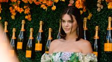 Kendall Jenner Rocks '60s Style in Instagram Posts