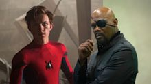 Samuel L Jackson drops hint that Nick Fury is in 'Spider-Man: Far From Home'