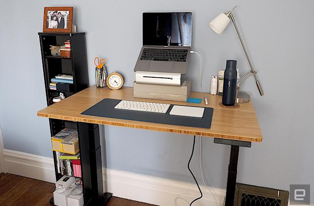 Fully's Jarvis standing desk is good, but its customer service is even better
