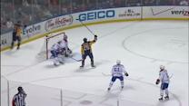 Stafford powers through to set up Moulson