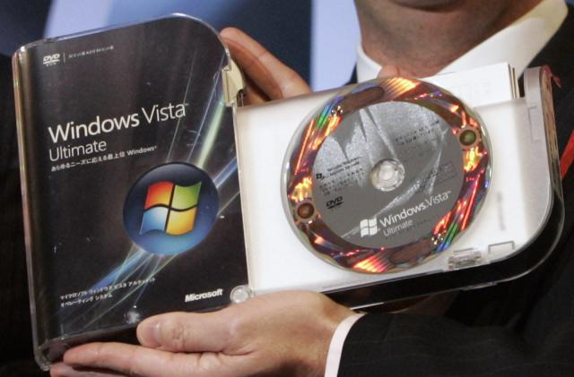 Microsoft finally pulls the plug on Vista