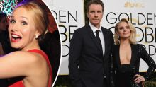 Kristen Bell and Dax Shepard criticised over vaccination comments