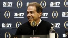 Nick Saban's big dice roll will either cement legacy, or diminish it