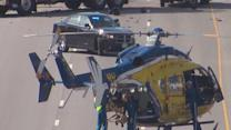5 pm: Two people killed in I-77 crash