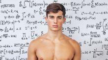 Hot Male Model Moonlights as Mechanical Engineering Professor