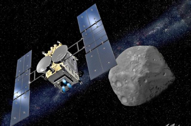Hayabusa 2 will finally start mining an asteroid on February 22nd