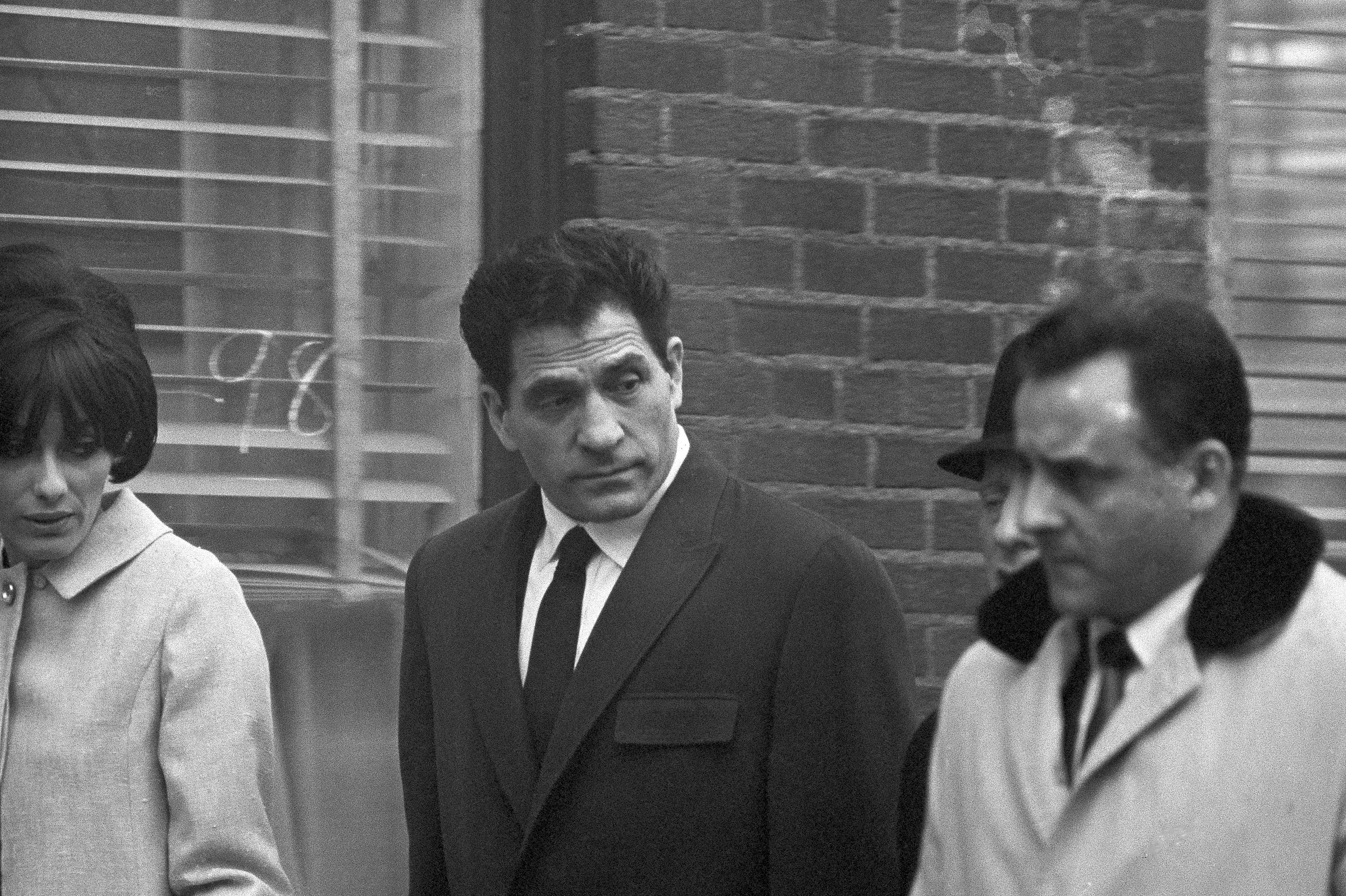 Reputed mobster John Franzese