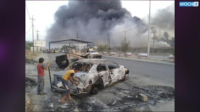 Mosul Falls To Militants, Iraqi Forces Flee Northern City