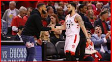 The Rush: Rapper Drake steals the show in Raptors win over Bucks