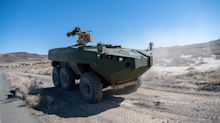 Billions at Stake as U.S. Marines Seek a New Armored Vehicle