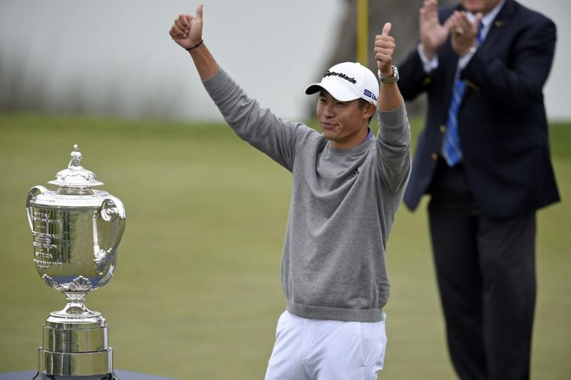 Morikawa savours first major and says he's ready for more
