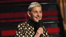 Ellen Degeneres has apologised to staff after allegations of racism and intimidation