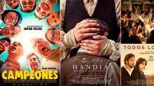 Campeones, Handia, y Todos lo saben, preseleccionadas españolas para los Oscar 2019
