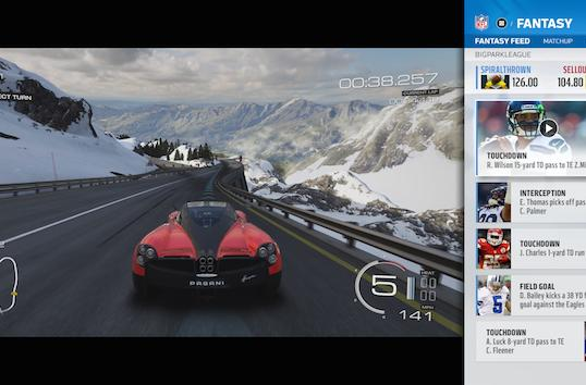 Microsoft has a new NFL app for Xbox One and Windows 8