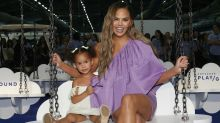 Chrissy Teigen Thinks Daughter Luna Might Follow in Her 'Sports Illustrated' Swimsuit Model Footsteps