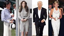 Ralph Lauren Receives Honorary U.K. Knighthood by Queen Elizabeth for Services to Fashion