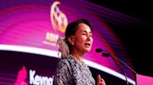 Amnesty Strips Myanmar's Leader Of Human Rights Award