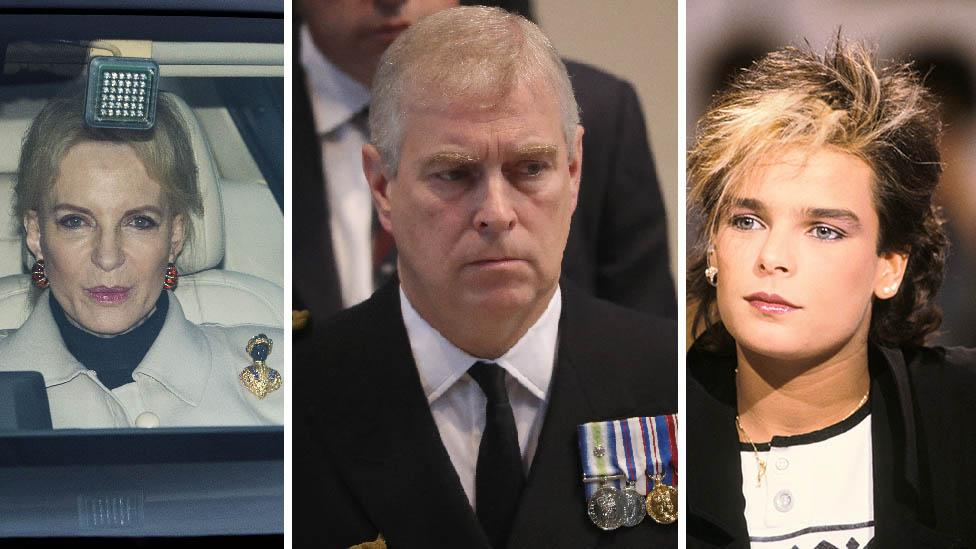 Prince Andrew, sex scandals and paternity suits: the biggest royal controversies