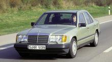 Mercedes W 124: Vorstellung vor 35 Jahren