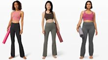 Lululemon brought back their cult-classic yoga pants, and they're already selling out