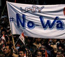 Iraq warns of 'danger of war' as Iranian FM visits