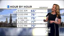 CBS 2 Weather Watch (11AM, May 27, 2015)