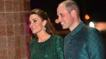Kate And Wills Are Couples Goals In Coordinating Emerald Ensembles