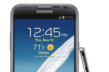 Samsung Galaxy Note II for T-Mobile made (more) official, comes with gamepad-tuned racing this fall