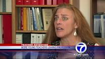 Teacher churn becoming a problem in New Mexico