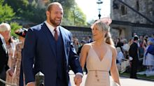 James Haskell and Chloe Madeley announce big baby decision