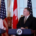 Canada says it agrees with U.S. on need to keep politics out of Huawei case