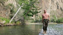 Why men are stripping naked in homage to Vladimir Putin