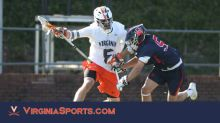 Moore and Shellenberger Help No. 5 UVA Cruise Past No. 13 Richmond, 18-10
