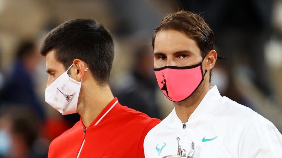 Novak Djokovic vs Rafael Nadal LIVE: French Open 2021 semi-final latest updates from Roland Garros