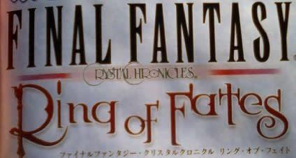 Another Final Fantasy: Crystal Chronicles scan emerges