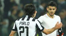 """Como """"fator Pirlo"""" pode ajudar Morata na Juventus"""