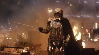 Captain Phasma deserved more in 'The Last Jedi' (spoilers)