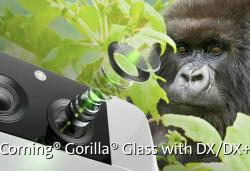 Corning's new Gorilla Glass protects smartphone cameras while letting in more light