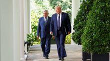 """Relación entre México y EEUU """"jamás"""" había sido tan estrecha: Trump"""