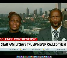 In emotional interview, Gold Star parents say of Trump: 'It's not about a call or a letter'